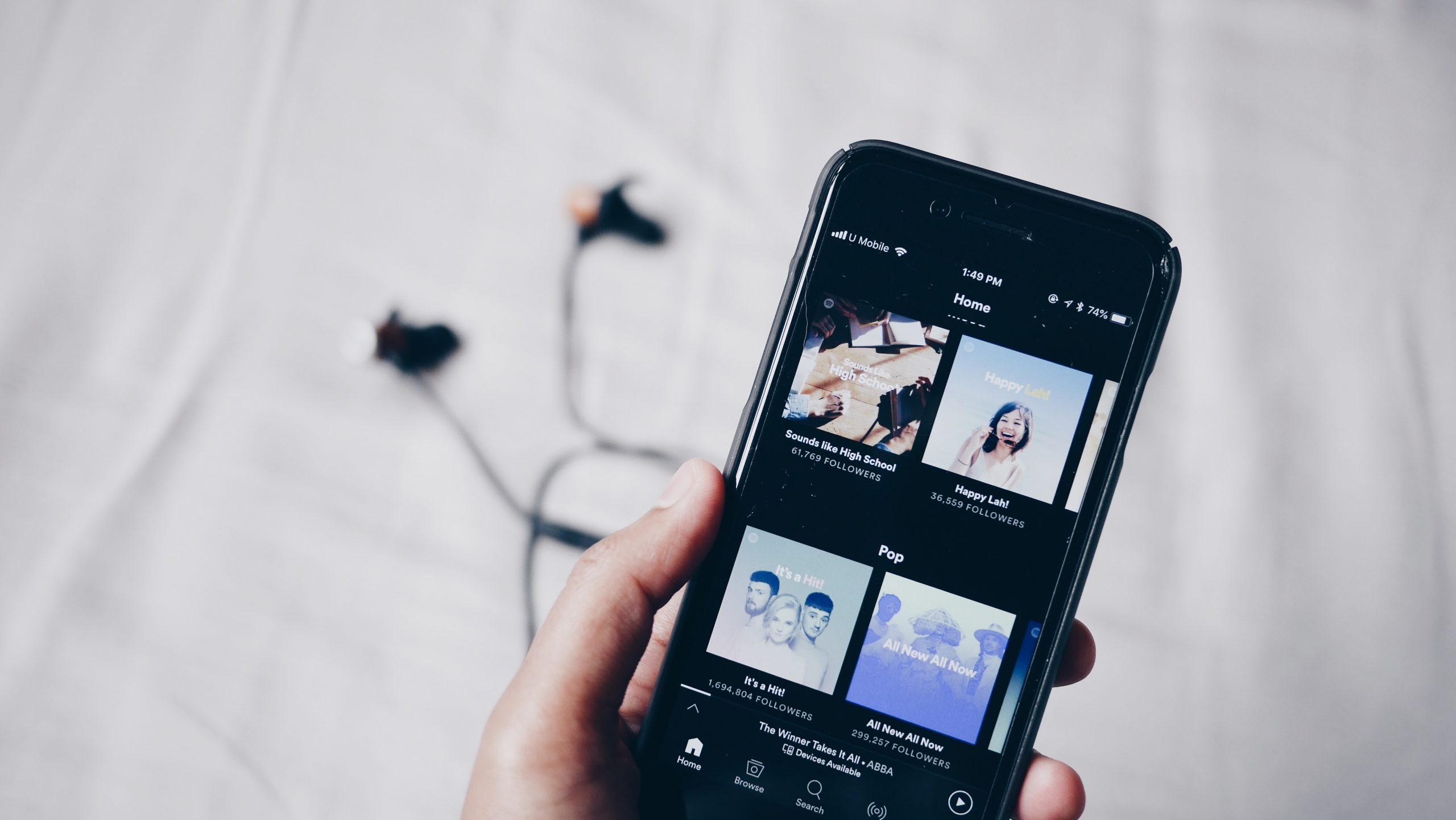 Playlists éditoriales de Spotify - La nouvelle fonctionnalité lancée par Spotify permet d'aider ses rédacteurs à créer de meilleures playlists.