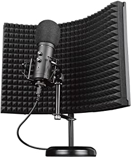 Isoler votre voix des réflexions qui rebondissent sur les murs lors de vos enregistrements en studio