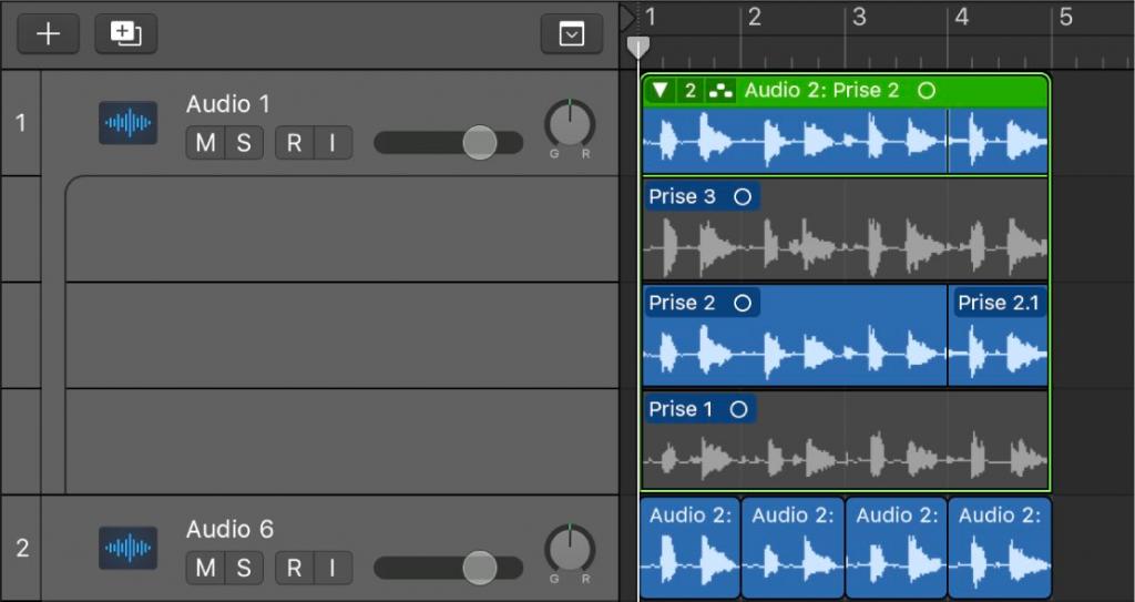 Créer la prise composite parfaite pour faciliter le mixage des voix de façon professionnelle