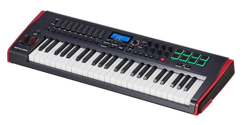Novation Impulse Keyboard